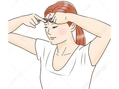 スプーンマッサージ4 不眠 改善 習慣