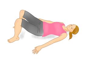 股関節ストレッチ解説2 骨盤 腰痛
