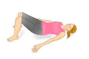 股関節ストレッチ解説3 骨盤 腰痛