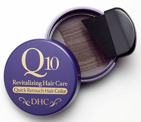 DHC Q10クイック白髪かくし(毛髪着色料)