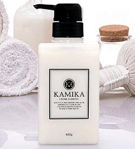 KAMIKA(カミカ) 黒髪クリームシャンプー