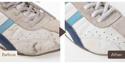 靴クリーニング・丸洗いの宅配「くつリネット(Lenet)」