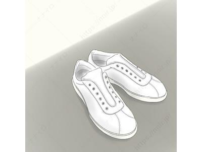 レザー用洗剤での洗い方3 白 スニーカー 手入れ