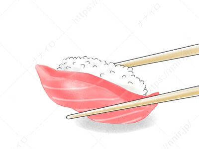 寿司の粋な食べ方3 さんま きれいな 食べ方