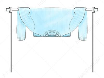 ニット・セータの洗い方4 セーター 洗濯機