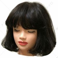 大人かわいい前髪を作る!前髪ブロー法3 やり方 簡単 ボブ ヘアアレンジ