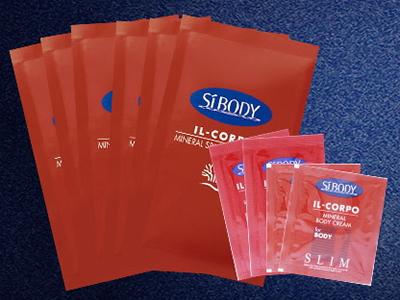 【SiBODY】ミネラルバスパウダー サンプルセット